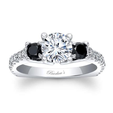 barkev s black engagement ring 7925lbk
