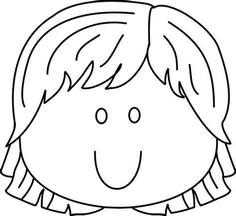 coloring pages of children s faces smiley coloring pages bestofcoloring