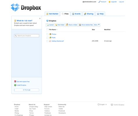 dropbox review dropbox reviews technologyadvice