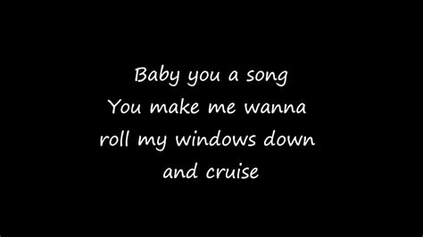 cruise florida georgia line mp lyrics florida georgia line cruise remix with lyrics youtube