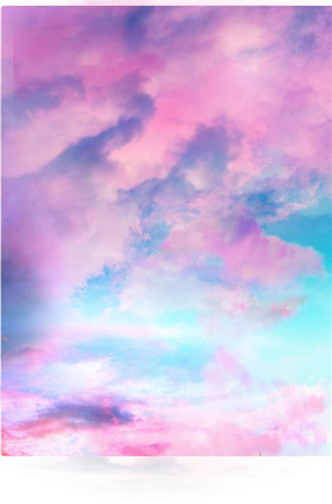 ftestickers sky clouds aesthetic colorful pastelcolors