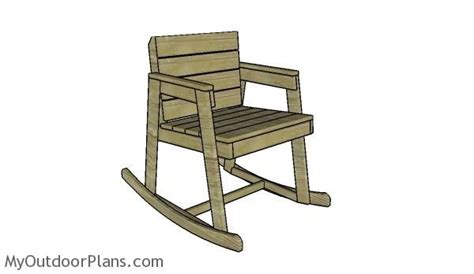 Shed Folding Rocking Chair Rocking Chair Plans Myoutdoorplans Free Woodworking
