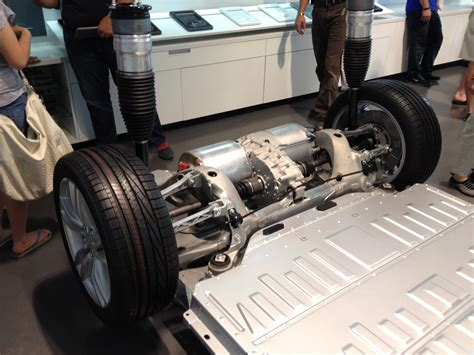 Tesla Motors Drivetrain The Tesla Model S Is Here And These Are My Thoughts
