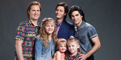 the new full house lifetime full house movie first cast photo business insider