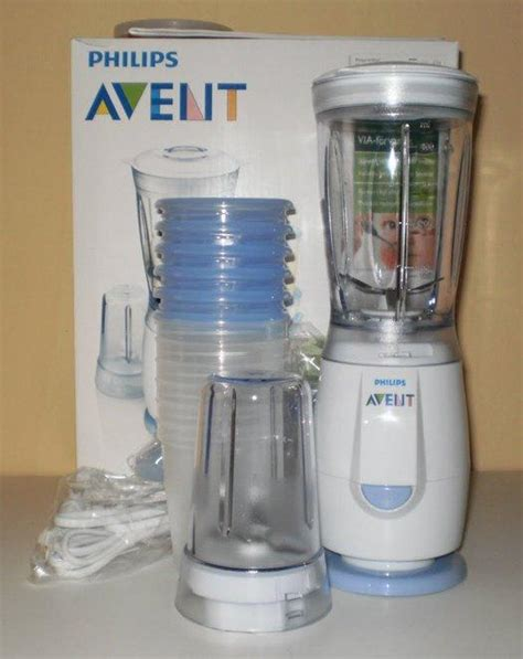 Blender Philips Avent Mini philips avent product baby accesories avent mini