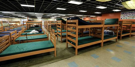 homeless housing inside the massive silicon valley homeless shelter the neighbors didnt want built jpg