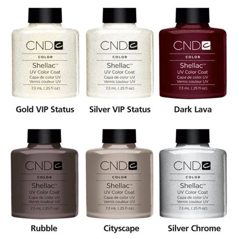 what is the best shellac color for spring 32 best images about cnd on pinterest