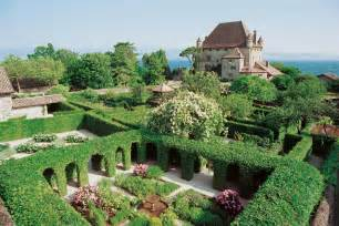 yvoire medieval village in france