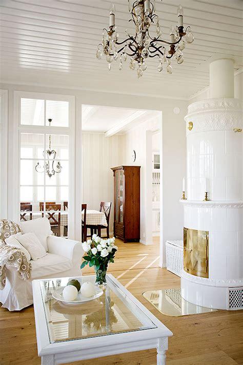 country style villa  kannustalo   romantic twist