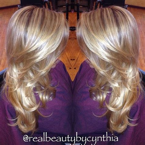 blonde highlights with ash base blonde highlights with light ash brown base color to give