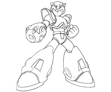 Mega X Sketches by Mega Coloring Page Coloring Home