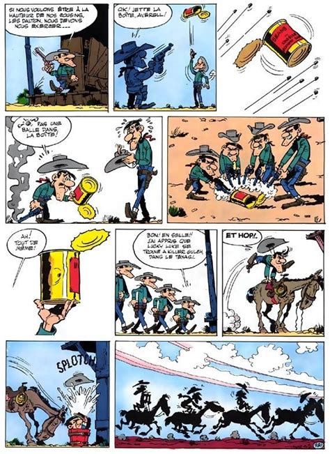 The Singing Wire Lucky Luke les 52 meilleures images du tableau lucky luke sur