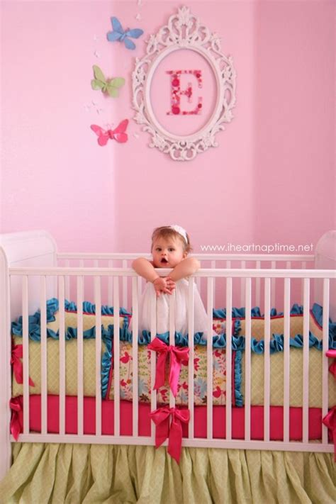 Diy Baby Nursery Decor Emmalyn S Nursery Reveal Diy Nurseries Nurseries And Beautiful