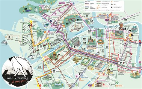 st tourist map tourist map of st petersburg russia petersburg