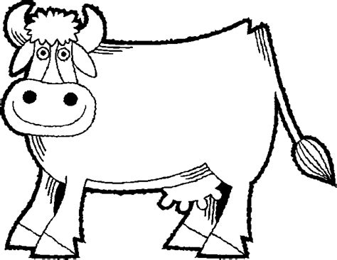 coloring pages cows free printable cow coloring page animals town animals color sheet