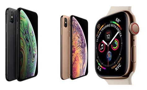 etisalat brings iphone xs iphone xs max apple series4 to uae