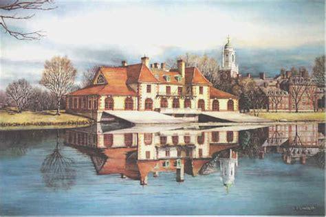 the open boat realism harvard boathouse nicholas santoleri realism artist
