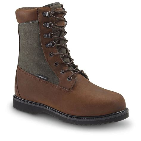mens thinsulate boots s browning 174 8 quot waterproof 400 gram thinsulate ultra