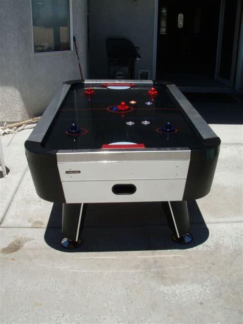 harvard air hockey table harvard 7 air hockey table model g03620