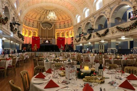 oxford town hall christmas party venue in oxford oxfordshire