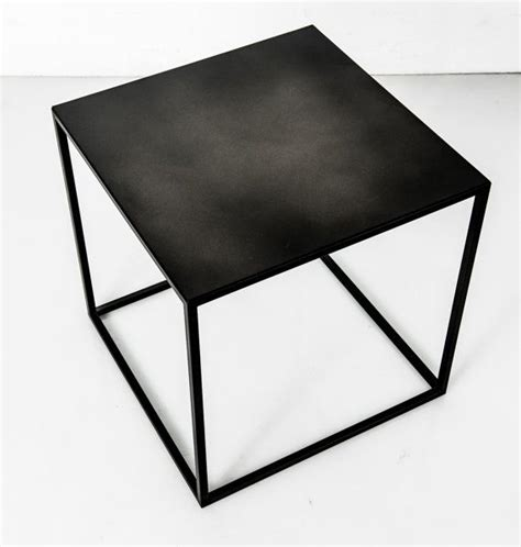 Minimalist Bedside Table by Side Tables Industrial Table Minimalist Furniture Loft