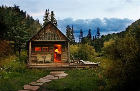 perfect small cabin favethingcom