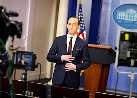 stephen miller yesterday no stephen miller was not recently photographed flashing