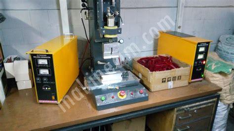 sell ultrasonik welding set  years guaranty  sale