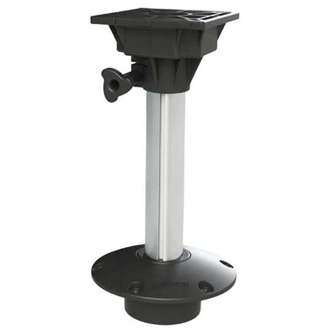 gas shock boat seat pedestal shock absorbing adjustable boat seat pedestal gas