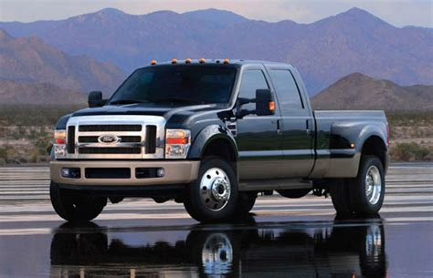 2008 ford f series super duty overview ford trucks com