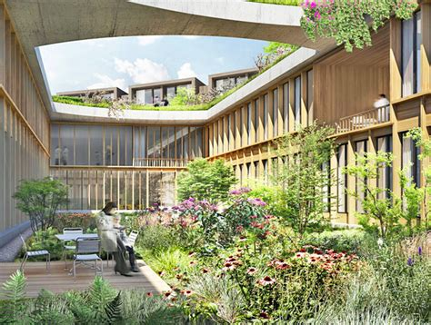winter garden health department herzog de meuron wins bid to design nature infused