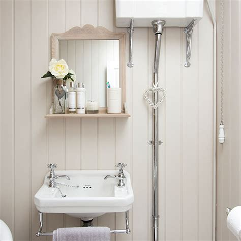 vintage chic bathroom shabby chic bathroom designs and inspiration ideal home
