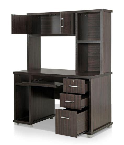 Desks Best Buy Royaloak Eva Computer Table With Dark Finish Buy