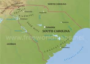 world map carolina southern colonies thinglink