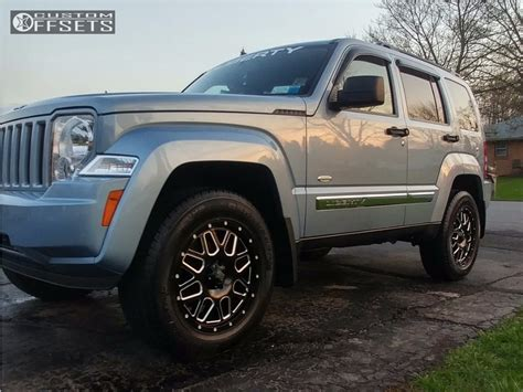 jeep liberty kits 2012 jeep liberty xd xd820 country leveling kit