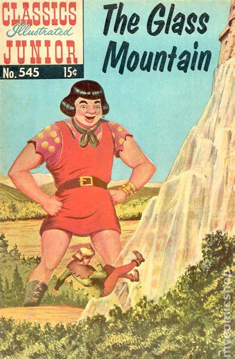the adirondacks illustrated classic reprint books classics illustrated junior 1953 1971 reprint comic