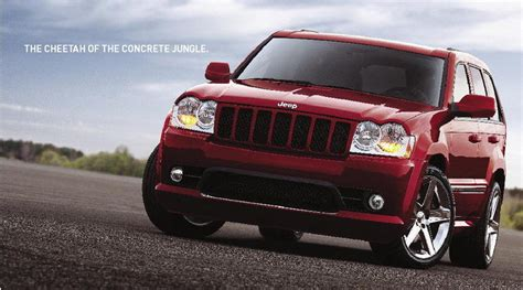 2007 Jeep Srt8 Review 2007 Jeep Grand Srt8 Review Top Speed