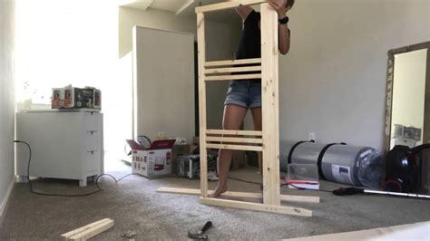 assembling ikea fjellse bed frame