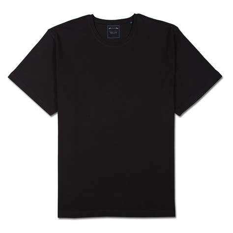 Kaos Fitness Plan plain black t shirt clip models picture