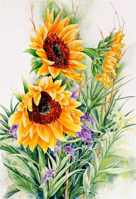 Welcome To Teri At Pretty By Nature by Watercolors By Teri Clemente A Portfolio Of Nature S