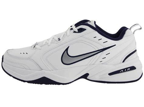 14 4e shoes nike air monarch iv 4e sz 14 mens running shoes white