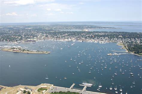 newport harbor in newport ri united states harbor - Boat Slips For Rent Newport Ri