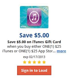 Kroger Itunes Gift Card Deal - my memphis mommy kroger 5 off itunes gift card e coupon