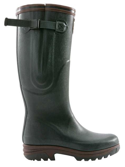 mens aigle boots aigle parcours 2 iso wellington mens boots neoprene warm