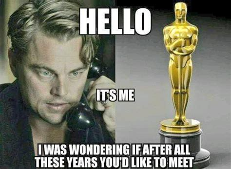Oscar Meme - 10 best leonardo dicaprio oscar memes astro awani