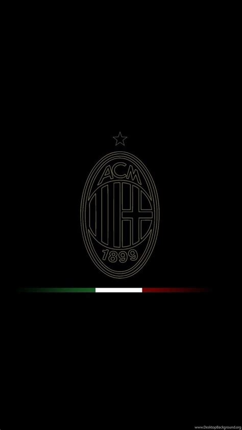 ac milan wallpapers desktop backgrounds desktop background