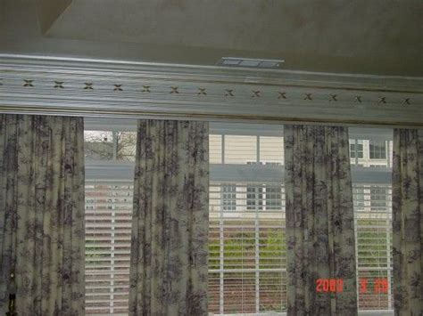Wooden Window Cornice Ideas 1000 Images About Wooden Valance Ideas On