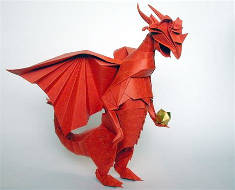 Origami Drago - 20 creative origami designs