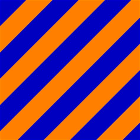 blue and orange orange and blue stripes clip at clker vector