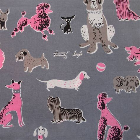 fabric crafts for dogs fabric tammis keefe 1940 s 1950 s p a t t e r n